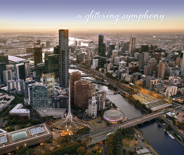 The Opus Tower Apartments 57 61 City Road Southbank Melbourne